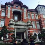 東京駅丸の内駅舎・KITTEガーデン