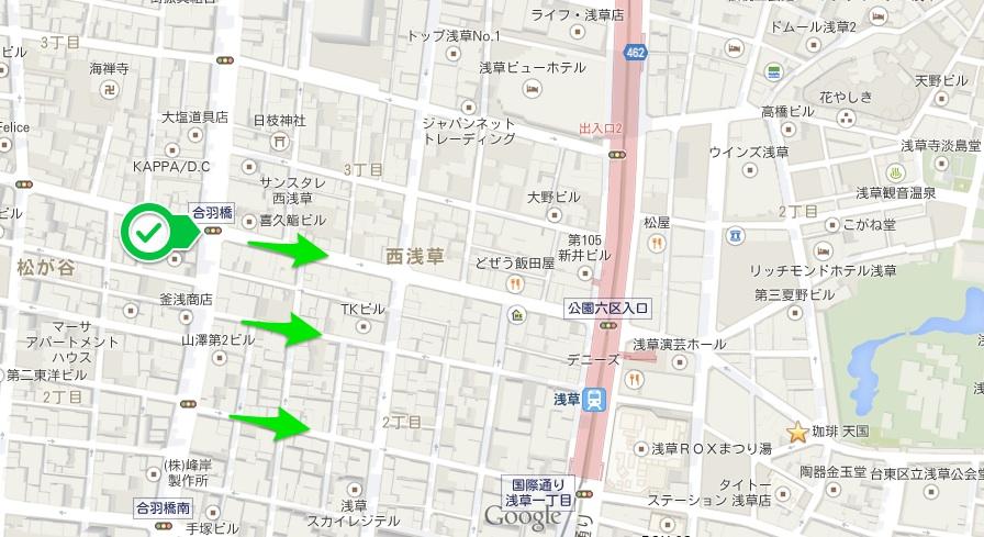 スカイツリー地図3