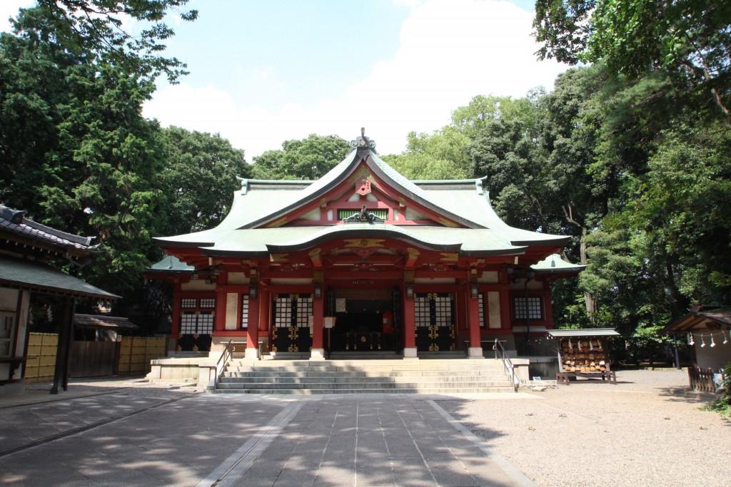 世田谷八幡宮3