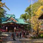 多摩川浅間神社 | 色彩豊かな社殿と多摩川を見渡す展望台