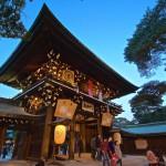 明治神宮 | 厳かな社殿とそれを取り巻く豊かな緑