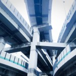 箱崎ジャンクション | 計算された巨大な機能美